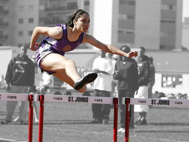 5 ting der forøger dine chancer for at blive professionel atlet