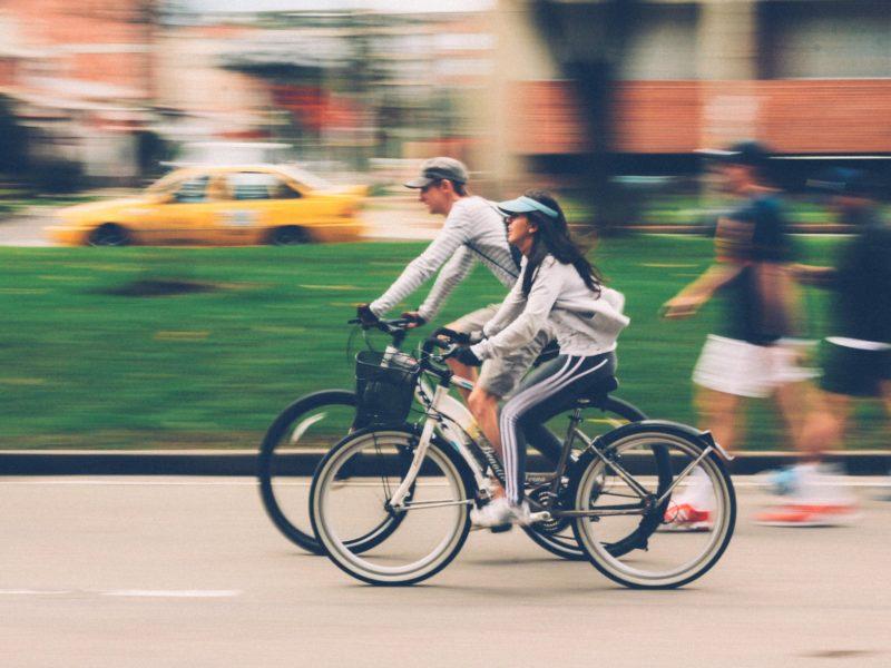 Tag dit barn med på cyklen