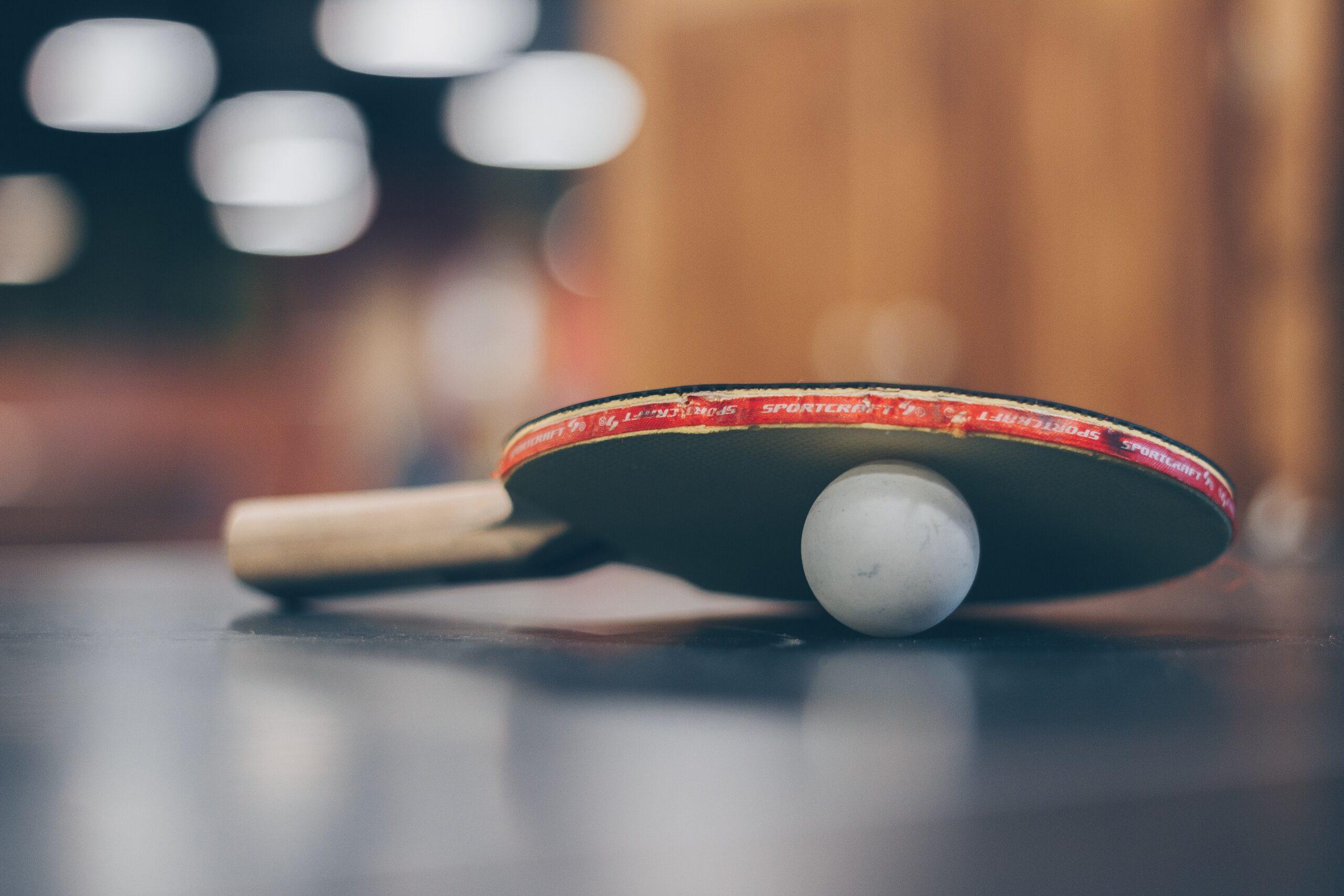 3 hurtige råd til at blive en bedre bordtennisspiller